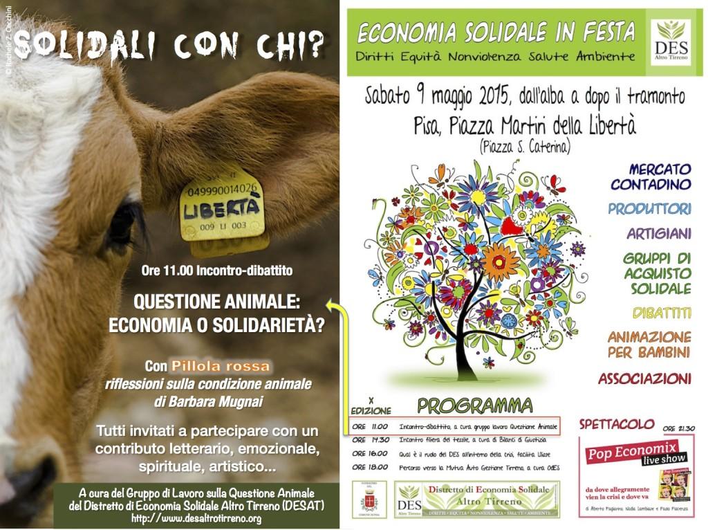 Incontro QA Festa DESAT2015