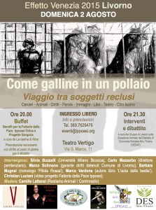 COME GALLINE_Locandina vert
